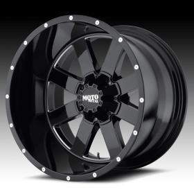 Moto Metal Wheels >> White truck: Gloss black or matte black wheels? - Ford Powerstroke Diesel Forum