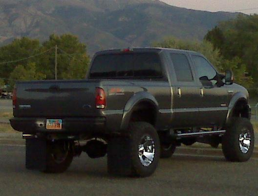Mud Flaps For Lifted Trucks >> Mud Flaps Pics Page 3 Ford Powerstroke Diesel Forum
