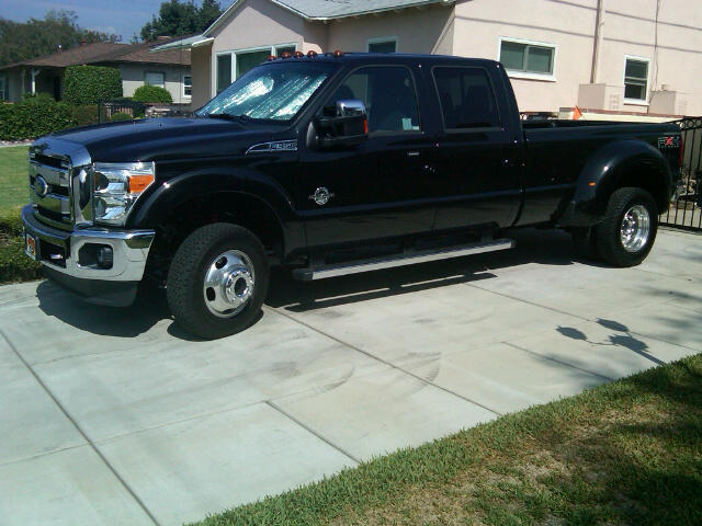 Lets see your Tuxedo Black trucks!!!-my-f-350.jpg