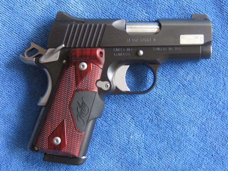 What the wife got me for Christmas-my-kimber.jpg