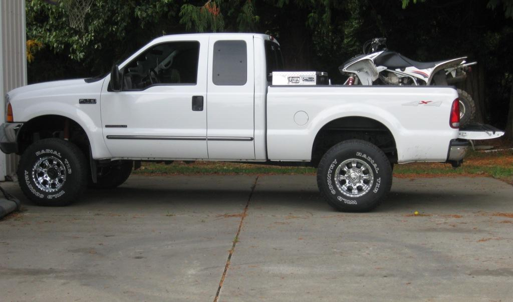 Ford F Inches >> Pics of your 4 or 6 inch lift!!!!!!! - Ford Powerstroke Diesel Forum