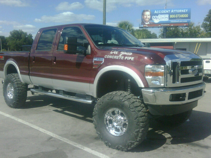"""8"""" lift on 40's here yall go.-mytruck3.jpg"""
