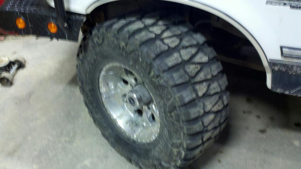 Nitto Mud Grapplers On My Obs What Do You Guys Think