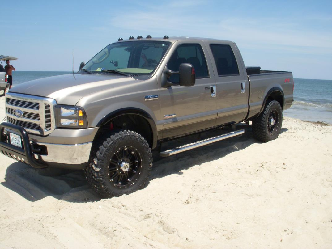 Tan Colored Trucks With Wheels Ford Powerstroke