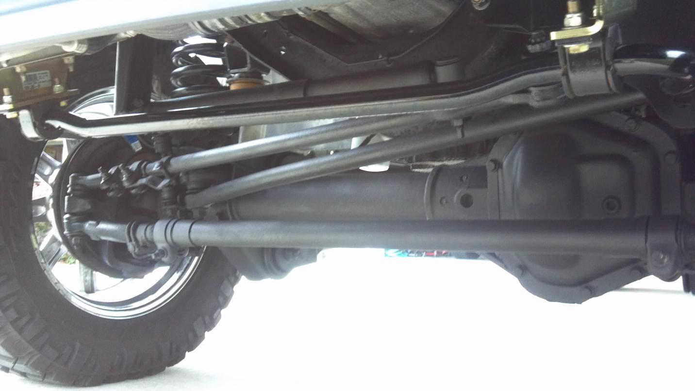 Updated pics - F350-painted-under.jpg