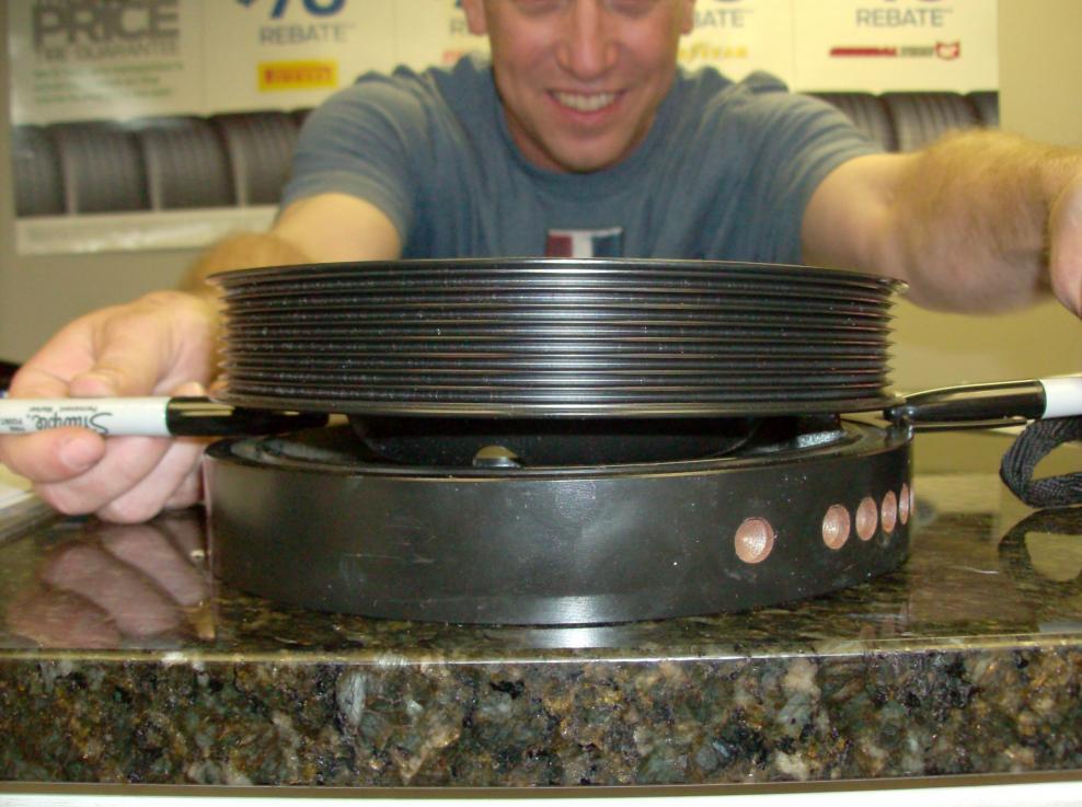 6.7 Powerstroke Problems >> 6.7 eating serpentine belts - Ford Powerstroke Diesel Forum