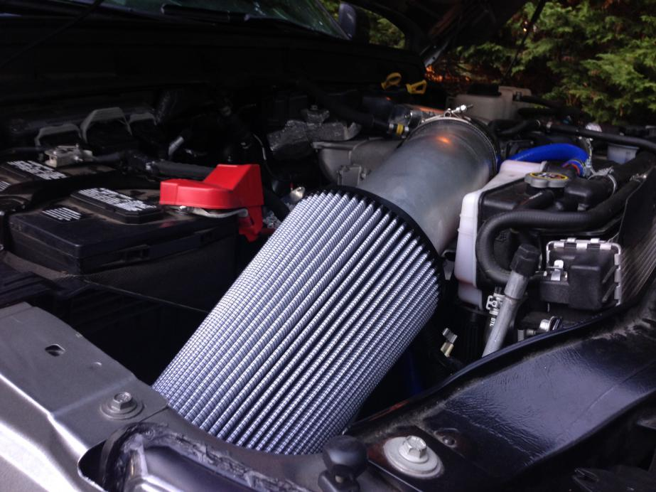 Ford Trucks 2016 >> No Limit Fab Stage 2 Intake Review - Ford Powerstroke