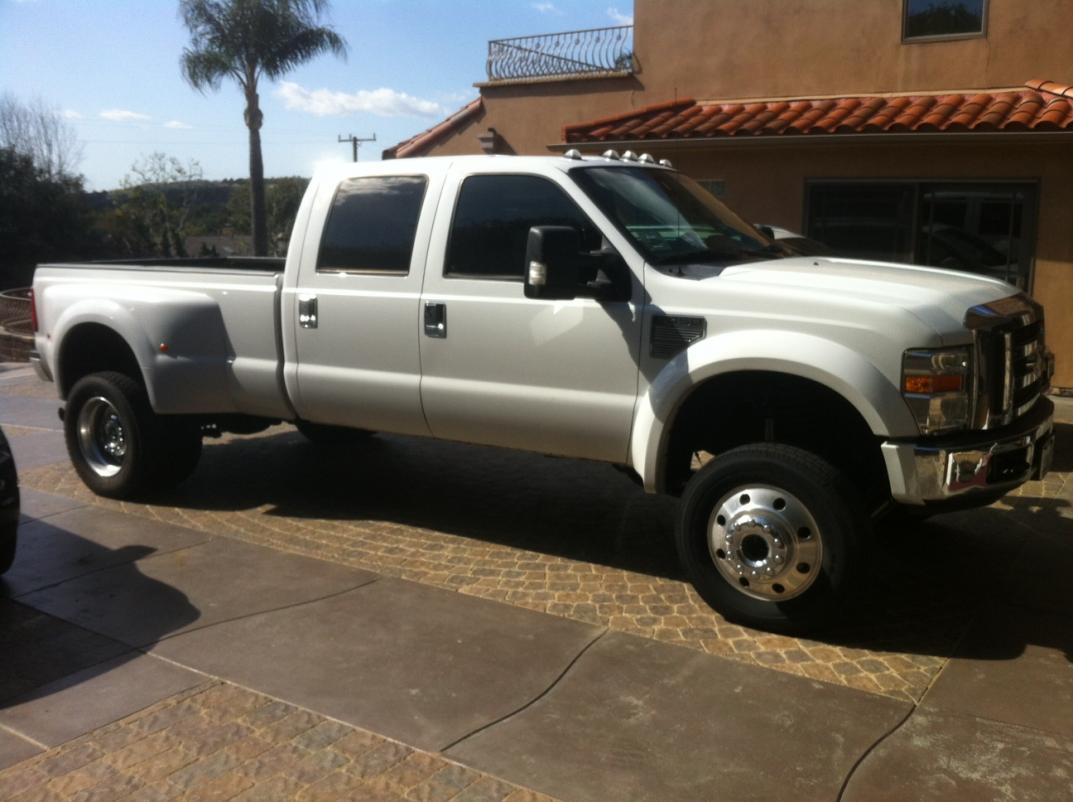 Lifted F450 Dually | Autos Post