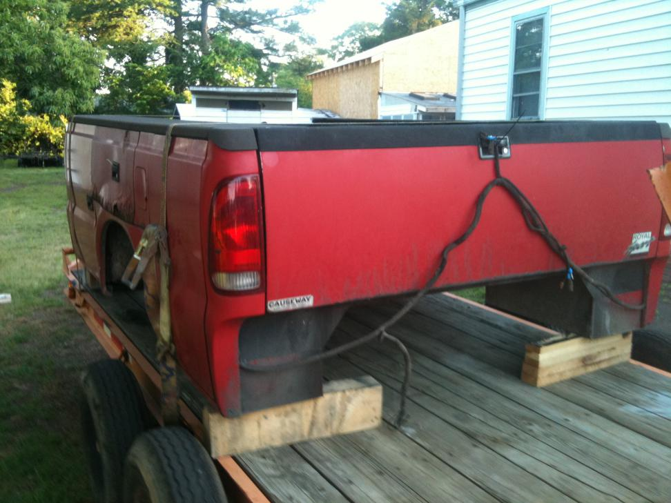 Diesel Truck For Sale >> : looking for utility bed (oem looking, royal sport ...
