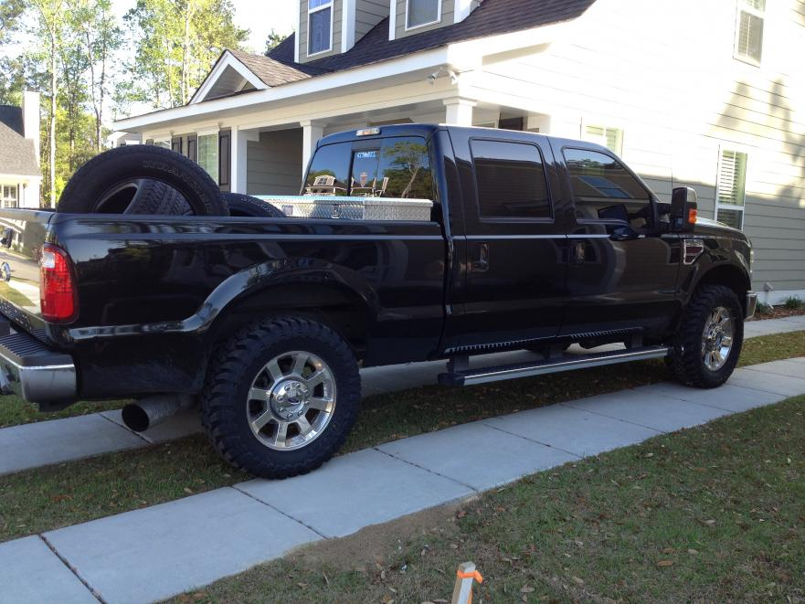 "Ford Factory 5 >> NEW TIRES--STOCK HEIGHT--35"" 12.5 R20 TOYO MT - Ford Powerstroke Diesel Forum"