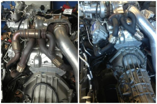 Exhaust Back Pressure Sensor Ford Powerstroke Diesel Forum