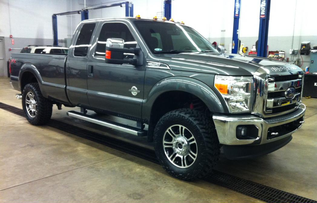 Show Me Your Leveled 6 7 Page 21 Ford Powerstroke