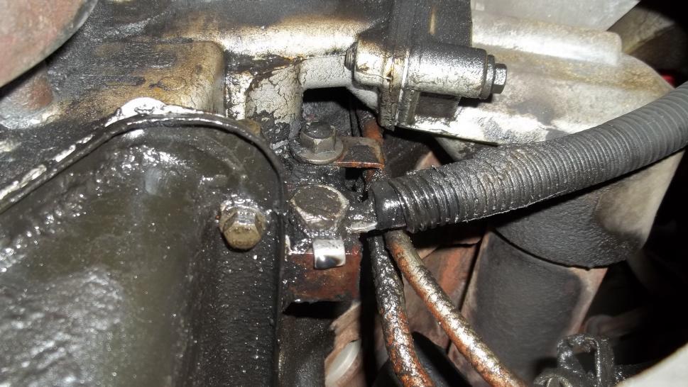 Starter Motor Problems >> Front of Engine Oil Leak... Need Ideas/Help - Page 2 - Ford Powerstroke Diesel Forum
