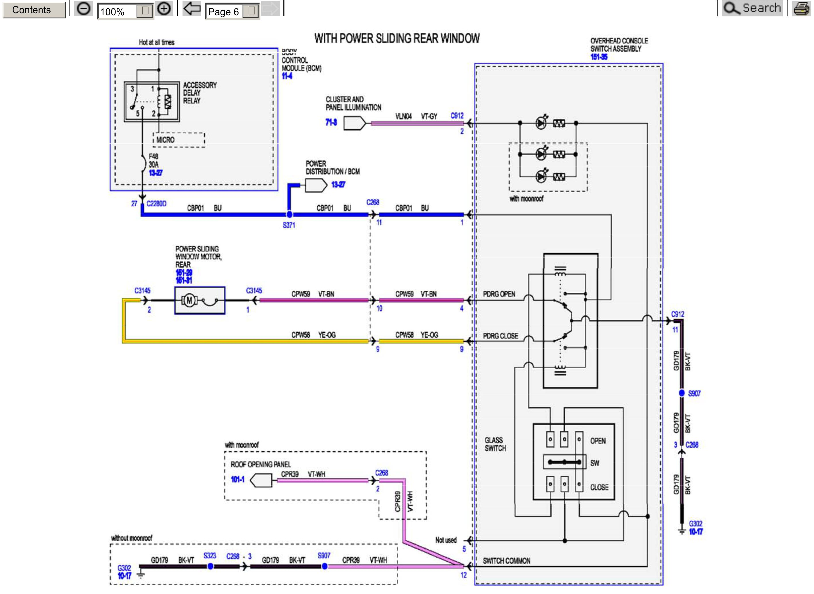 WRG-9599] 08 10 Heated Power Seat Wiring Diagram Ford ... on