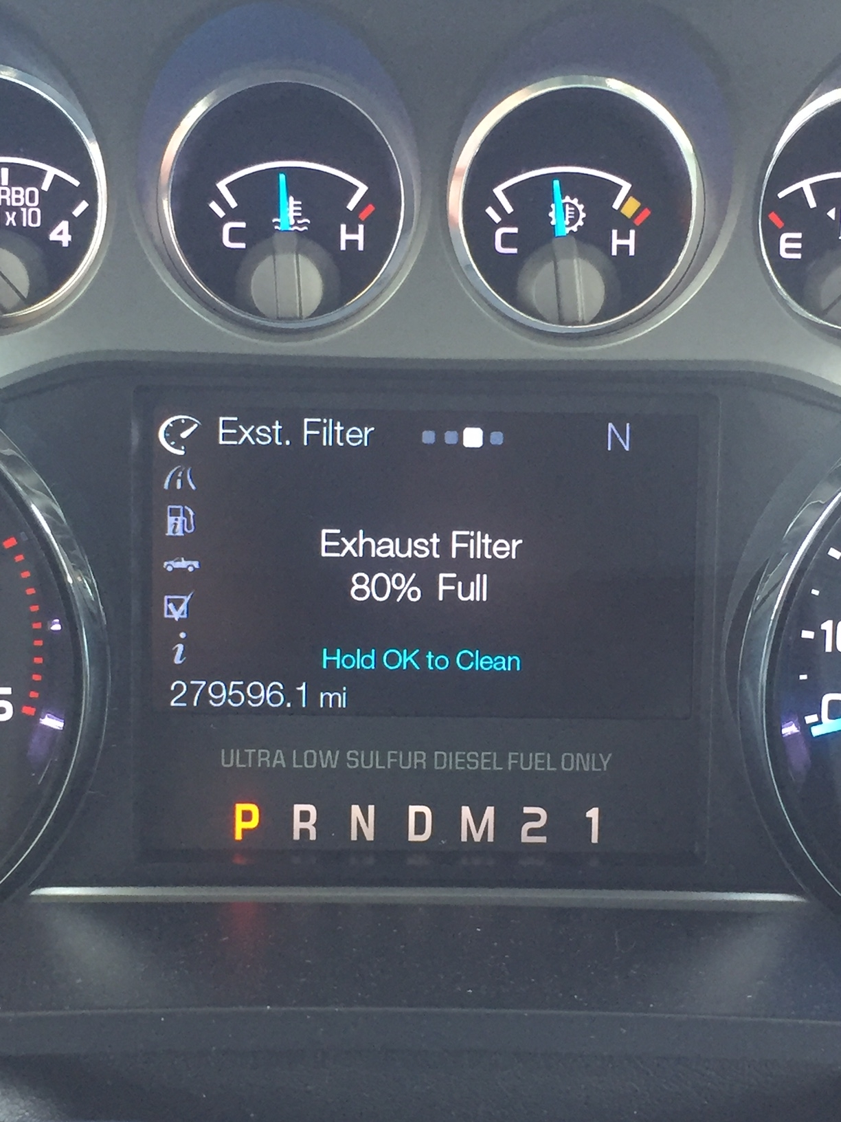 FORSCAN: Enable Exhaust Filter - WITHOUT DEALER - Page 27