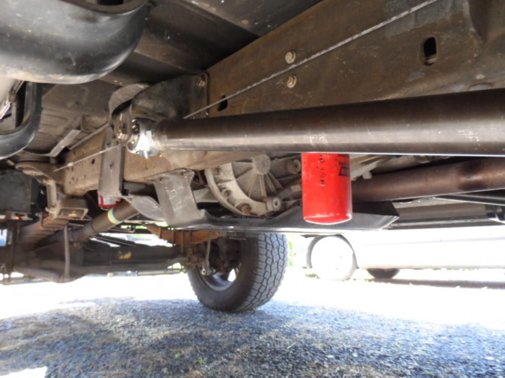 Powerstroke Ford Excursion >> My DIY Traction Bars - Ford Powerstroke Diesel Forum