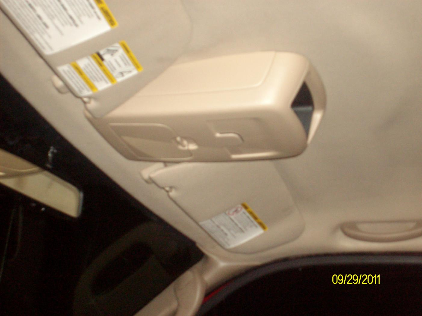 Overhead Console Pictures 05 07 Ford Powerstroke