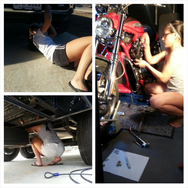 Does your wife/gf help you wrench?-sav-wrenching.jpg