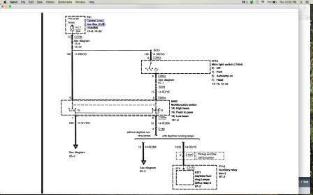 high beam wiring diagram needed 99