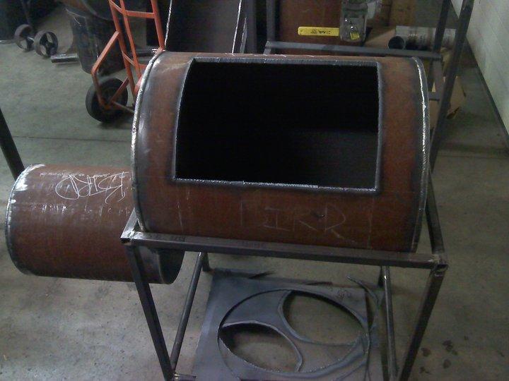 Barrel Smoker Kits