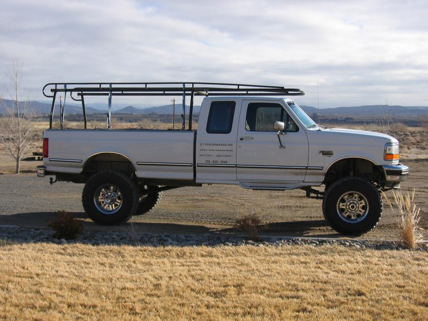 Pictures Of Obs With 37 U0026quot  Tires - Page 2