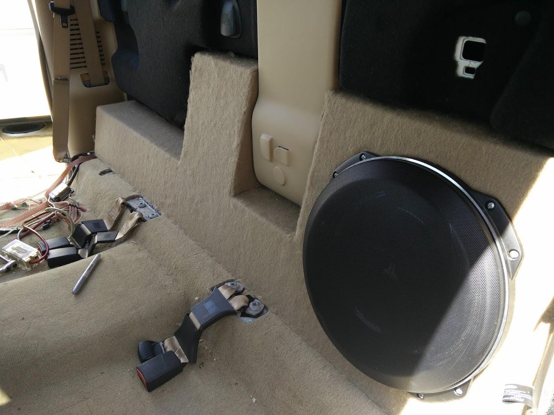 Ford Super Duty >> Best sub setup - Ford Powerstroke Diesel Forum