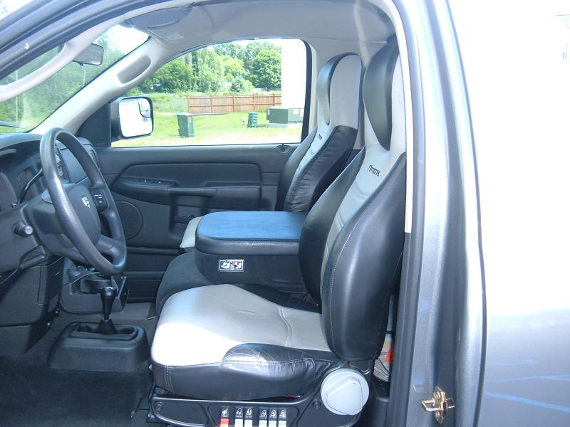 air ride seats - Page 3 - Ford Powerstroke Diesel Forum