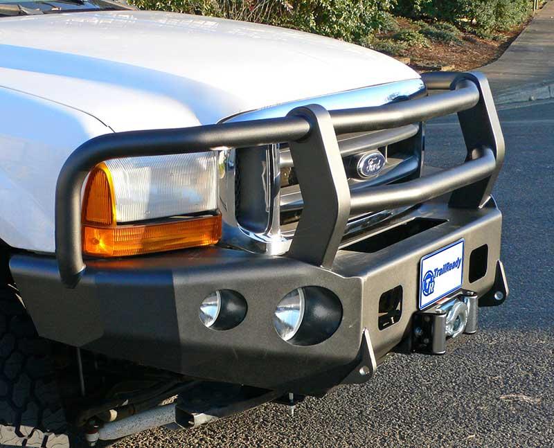 6 7 Powerstroke Specs >> 6.7 Bumper on 7.3 - Ford Powerstroke Diesel Forum