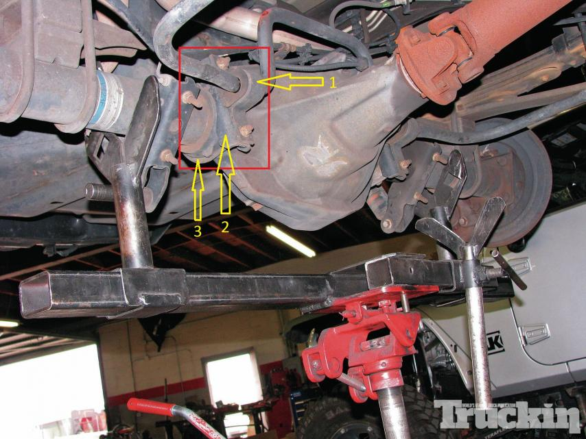 Embarrassing Discovery About Rear Sway Bar Page 2 Ford