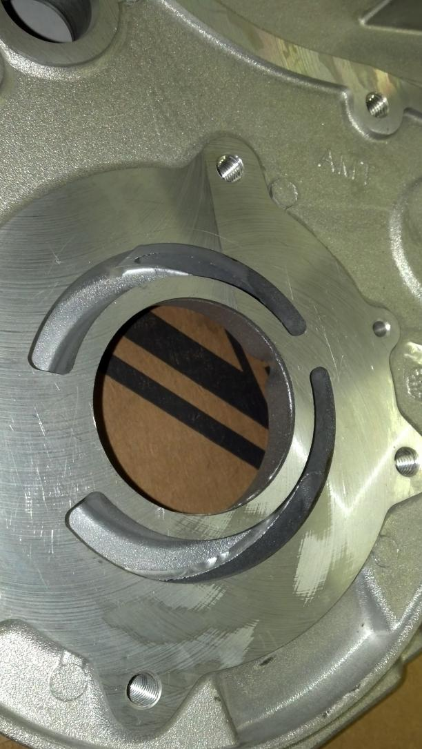 D Wont Start Fresh Motor No Oil Pressure Timing Cover
