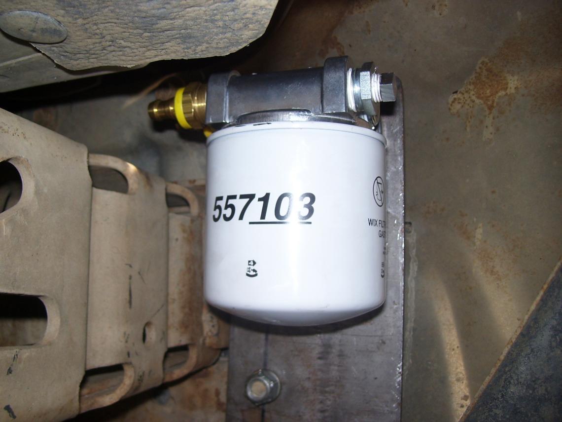 D Help Trans Cooler Upgrade External Filter Trans Filt