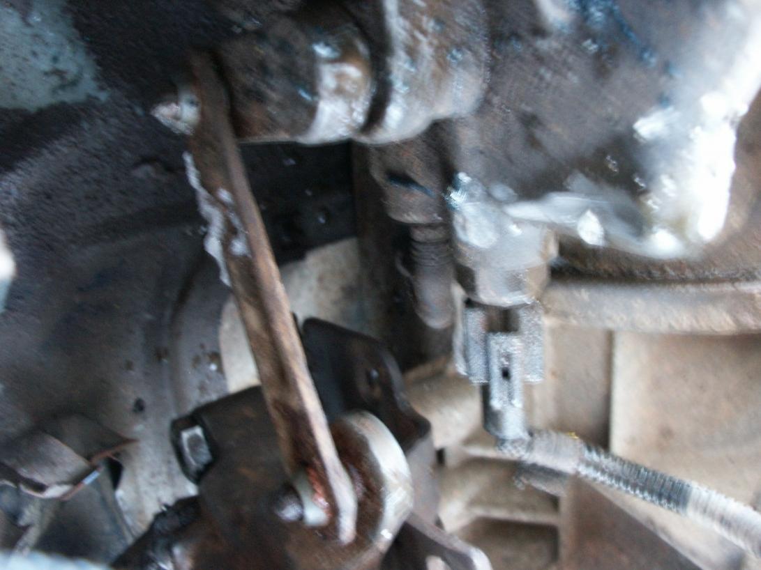 Ford F250 Transfercase Problems