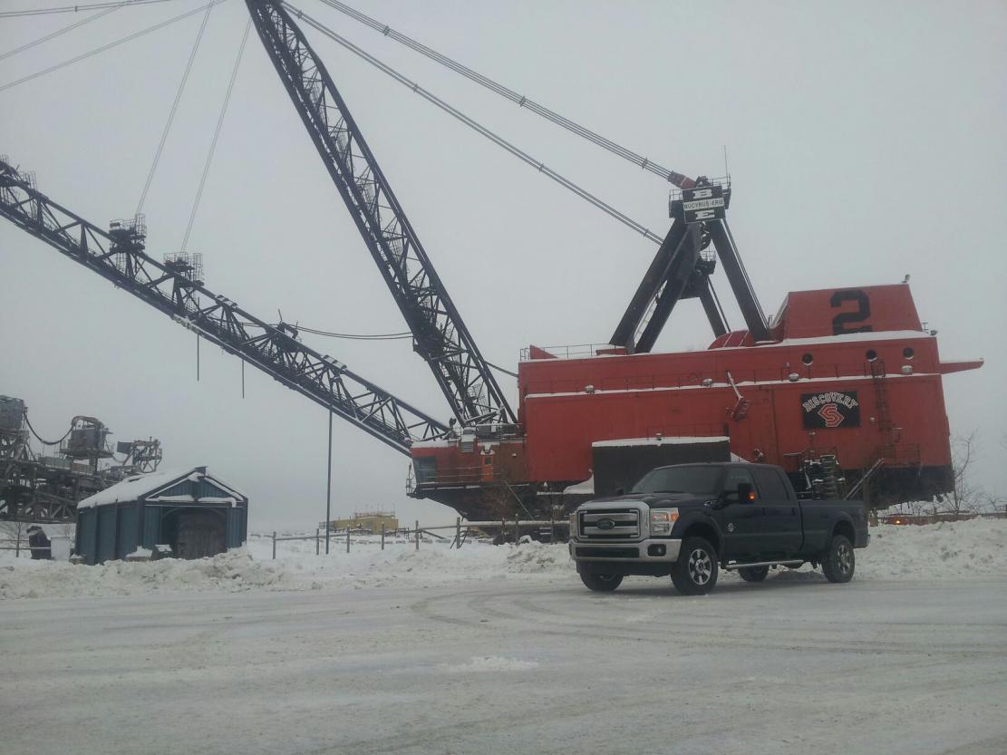 Finally took the new truck out.-truck-shovel.jpg