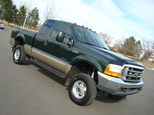 Just bought this f250 7.3 is it lifted?-truck.jpg