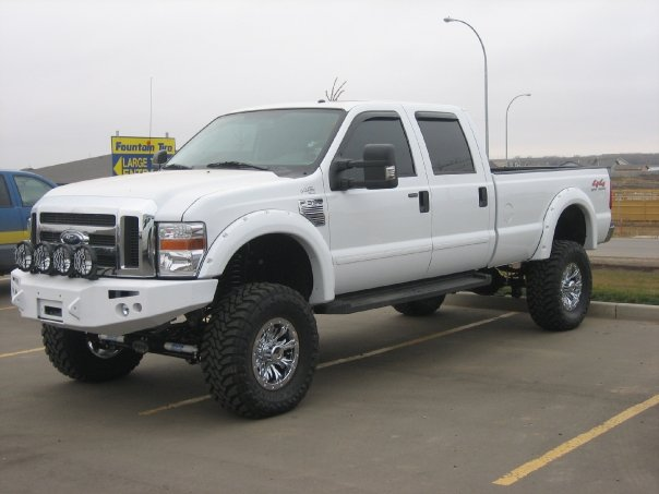 Bushwacker Fender Flares Ford Powerstroke Diesel Forum