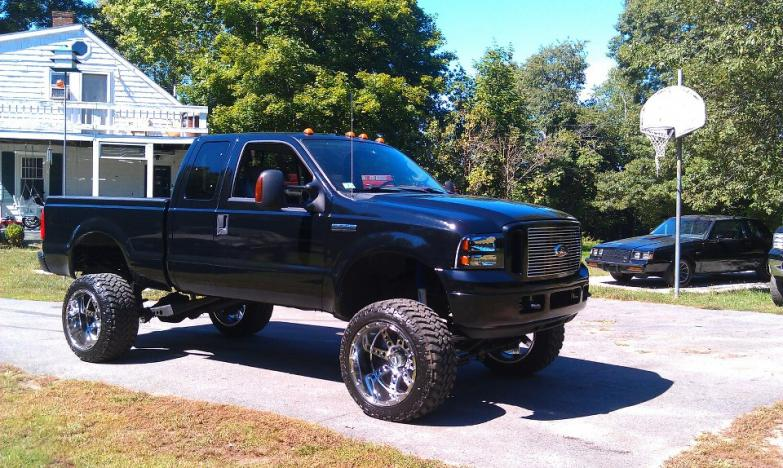 "Pic Request: 4"" Lift, 35"" tires, Large Negative Offset Rims-truck1.jpg"
