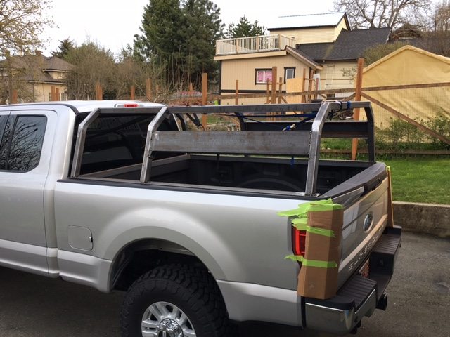 Ford F150 Bed Size >> 2017 F350 Overland Build - Page 2 - Ford Powerstroke ...