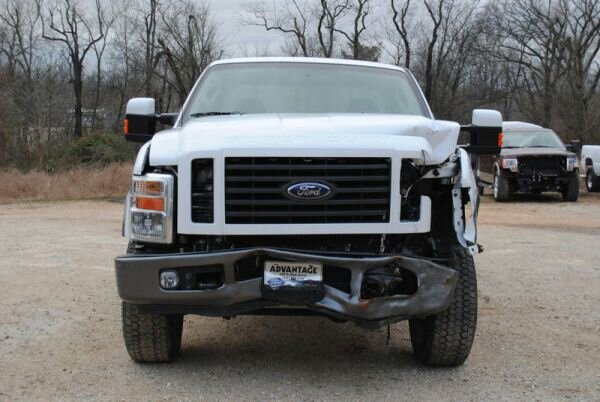 2008 wrecked f250 all fixed now!-uploadfromtaptalk1355335275784.jpg