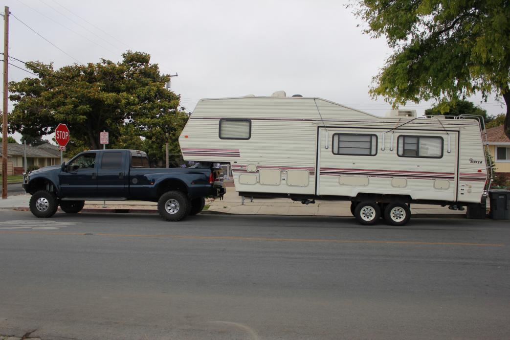 Gooseneck Vs 5th Wheel >> Fifth Wheel / Gooseneck combo hitch??? - Ford Powerstroke Diesel Forum
