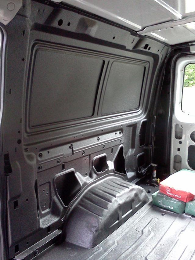 Ford E Series >> Tie-down/hardpoint system for E-350 interior? - Ford ...
