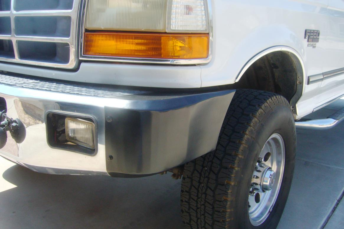 Warn Enforcer Winch Bumper - Page 2 - Ford Powerstroke ...