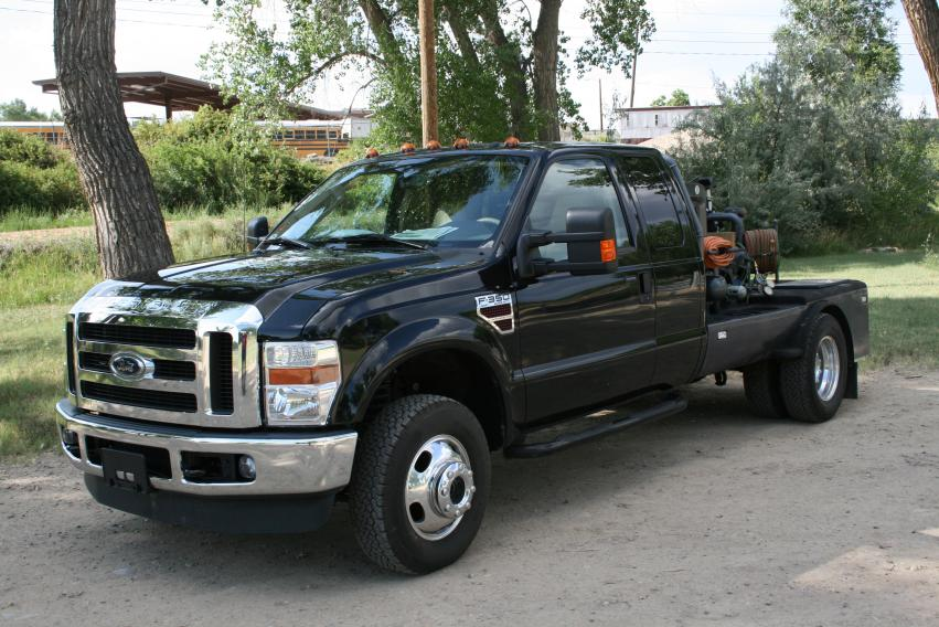 Work Truck Ford Powerstroke Diesel Forum