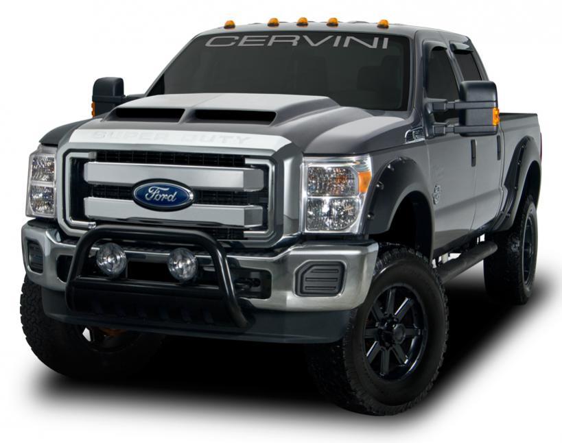 Texas Diesel Trucks >> Hood Scoop Pics - Ford Powerstroke Diesel Forum