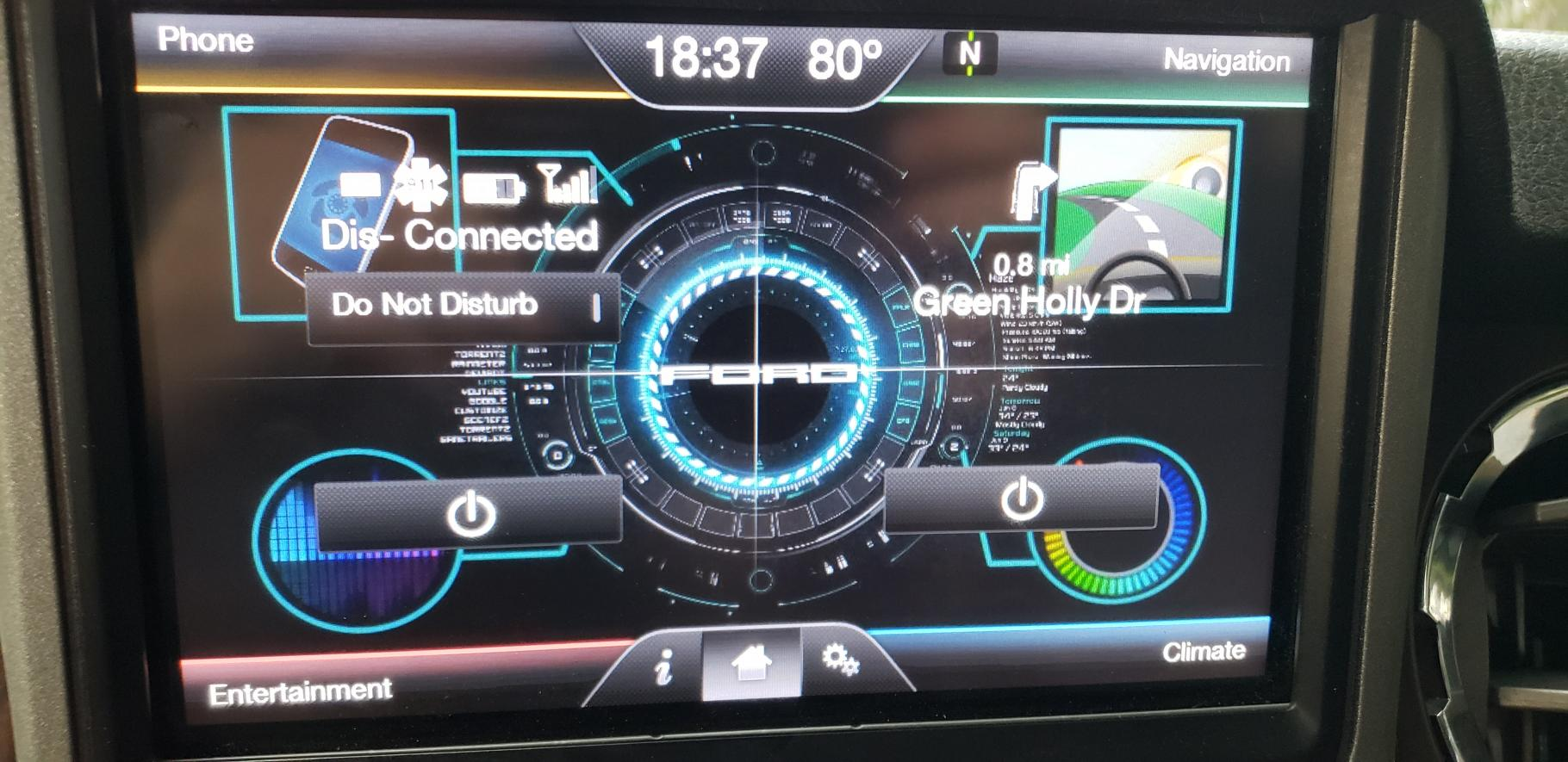 Used ForScan   added Nav to my truck   SWEET  - Ford Powerstroke
